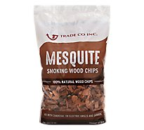 Sonora Trade Mesquite Smoking Wood Chips - 1.85 Lb