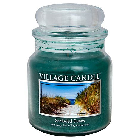 Village Candle Candle Secluded Dunes 16 Ounce - Each