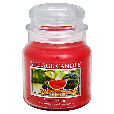 Village Candle Candle Mulled Cider 16 Ounce - Each