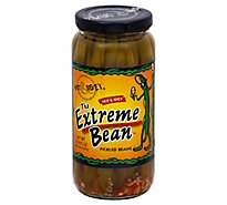 The Extreme Bean Pickled Hot N Spicy - 16 Oz