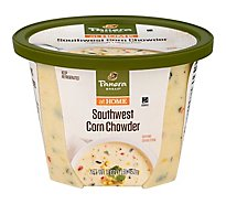 Panera Southwest Corn Chowder - 16 Oz