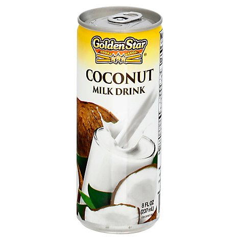 Golden St Drink Coconut Milk - 8 Oz