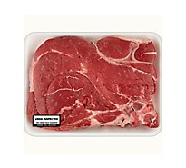 Meat Counter Beef USDA Choice Chuck Roast Value Pack - 5.25 LB