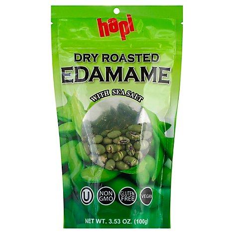 Hapi Dry Roasted Edamame Snack - Online