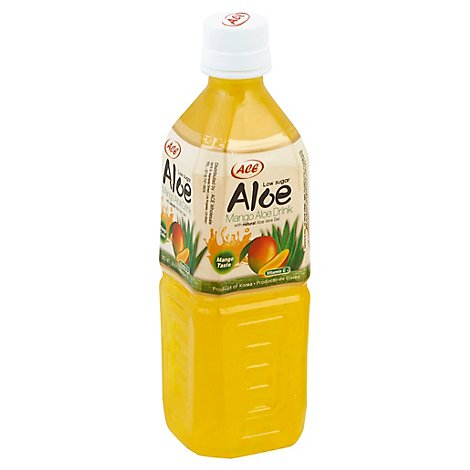 ACE Drink Aloe Mango - 16.9 Fl. Oz.