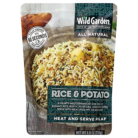 Wild Garden Pilaf Rice & Potato - 8.8 Oz