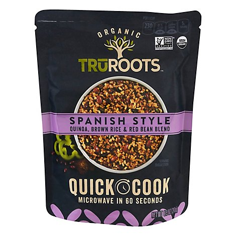 Truroots Grain Spanish Style Qc - 8.5 Oz