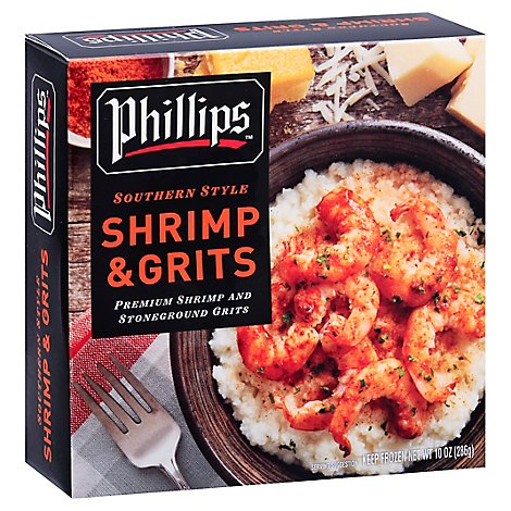 Phillips Shrimp & Girts - 10 Oz