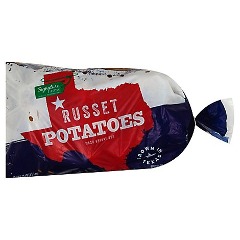 Signature Farms Potatoes Russet - 10 Lb
