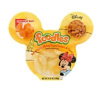 Crunch Pak Apples Mickey Shaped Crackers And Cheese - 4.75 Oz