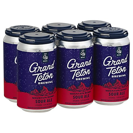 Grand Teton Seasonal In Bottles - 6-12 Fl. Oz.