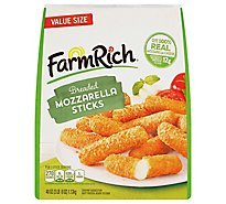 Farm Rich Mozzarella Sticks - 40 Oz
