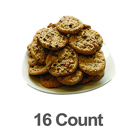 Cookies Oatmeal Raisin 16 Count