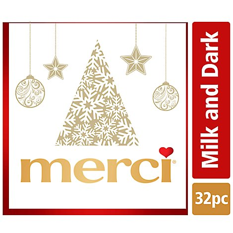merci Chocolates European Finest Assortment - 14.1 Oz
