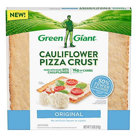 Green Giant Cauliflower Pizza Crust Original - 7.5 Oz