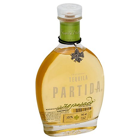 Partida Tequila Reposado 80 Proof - 750 Ml
