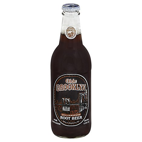 Olde Brooklyn Root Beer Ny - 12 Fl. Oz.