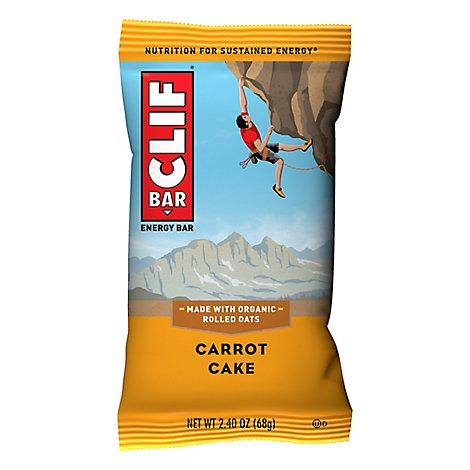 Clif Bar Carrot Cake - 2.4 Oz