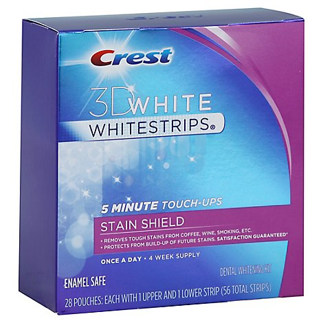Crest 3d White Strips Stain Multi - 28 Count