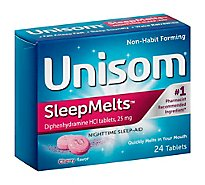 Unisom Sleep Tablets - 24 Count
