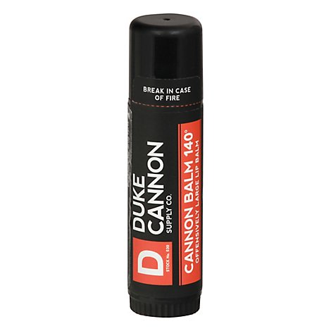 Duke Cannon Cannon Balm 140 Tactical Lip Balm - Each