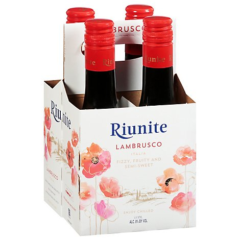 Riunite Lambrusco - 4-187 Ml
