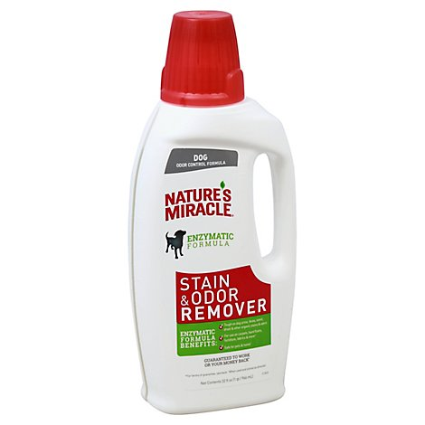 Natures Miracle Stain Odor Remover - 32 Oz