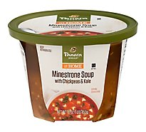 Panera Minestrone Soup With Chickpeas And Kale - 16 Oz