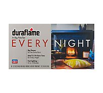 Duraflame Every Night Firelogs - Case