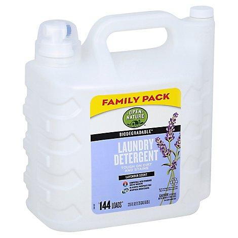 Open Nature Laundry Detergent Online Groceries Safeway