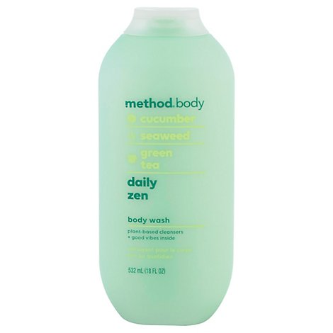 Method Body Body Wash Deep Detox - 18 Fl. Oz.