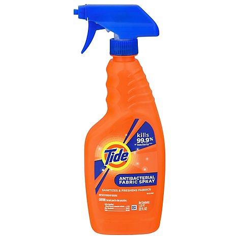Tide Fabric Spray Antibacterial - 22 Fl. Oz.