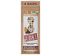 Perfect Bar Dark Chocolate Chip Peanut Butter - 4-2.3 Oz