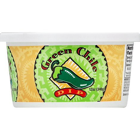 Prices Dip Green Chile - 12 Oz