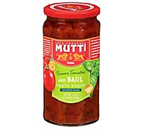 Mias Kitchen Pizza Sauce Basil Garlic - 12 Oz