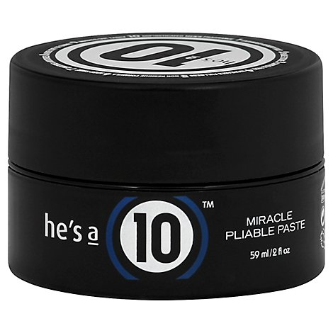 Its A 10 Hes A 10 Styling Paste Miracle Pliable - 2 Fl. Oz.