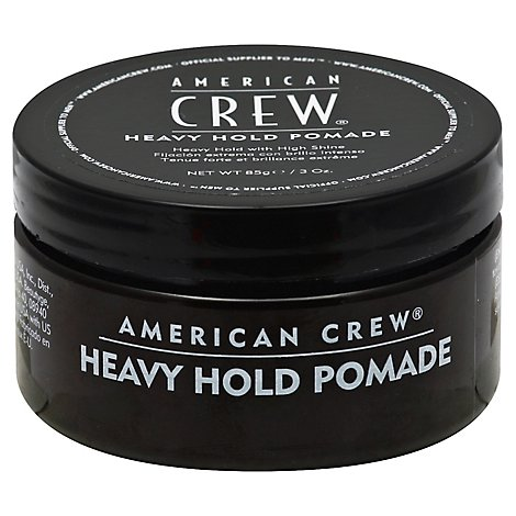 American Crew Pomade Heavy Hold - 3 Fl. Oz.