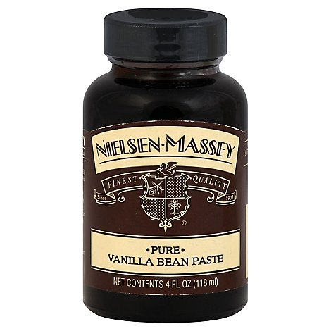 Nielsen Massey Vanilla Bean Paste Pure - 4 Fl. Oz.