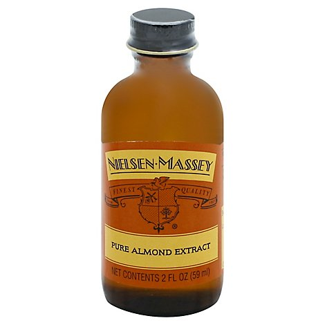 Nielsen Massey Almond Extract Pure - 2 Fl. Oz.