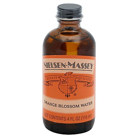 Nielsen Massey Extract Orng Blossom Wtr - 4 Oz