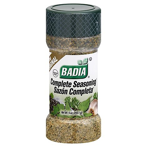 Badia Seasoning Complete The Original - 9 Oz