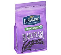 Lundberg Family Farms Rice Organic Black Pearl - 16 Oz