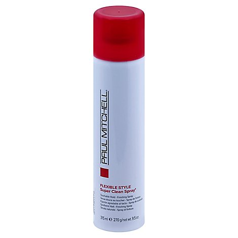 Paul Mitchell Super Clean Hairspray - 9.5 Fl. Oz.