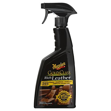 Meguiars Leather Cleaner Conditioner - 15.2 Fl. Oz.