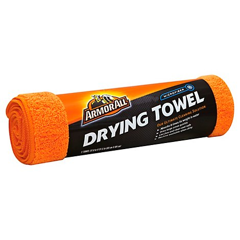 Armor All Drying Towel - Each