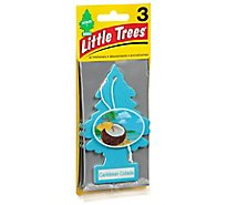 Little Tree Caribbean Colada - Each