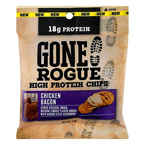 Gone Rogue Chicken Bacon Chips - 1 Oz