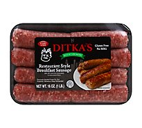Ditka Breakfast Sausage Links - 16 Oz
