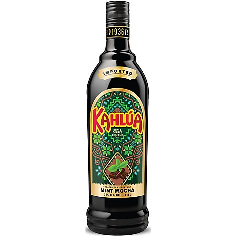 Kahlua Mint Mocha - 750 Ml