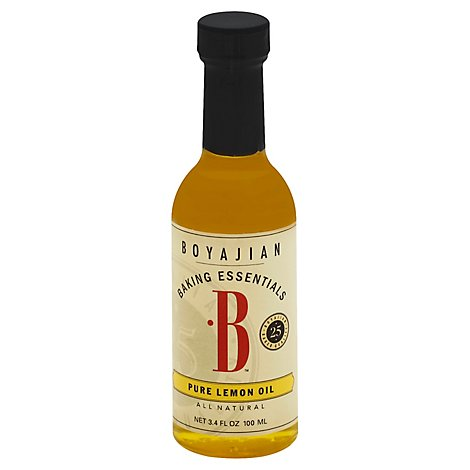 Boyajian Lemon Oil - 3.4 Oz